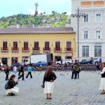 Nuns having fun in Quito