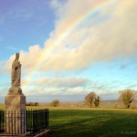Saint Patrick Statue in Co. Meath